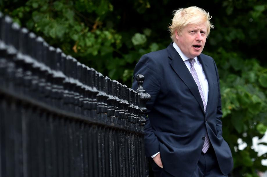 Una volta raggiunto l'obiettivo di Downing Street, Boris Johnson  potrebbe invertire la sua posizione sull'Unione europea